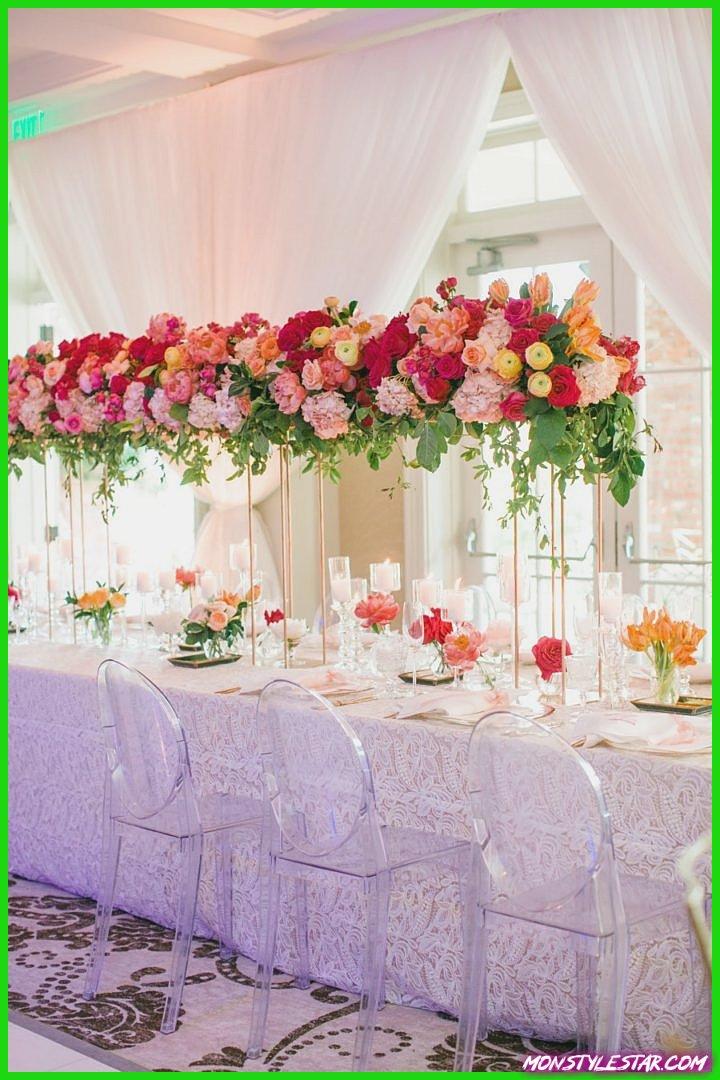 Mariage de Santa Barbara avec des motifs floraux vibrants de Michelle Beller Photography