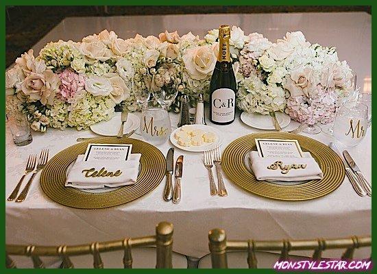 Photo de Mariage blanc classique en Californie au Langham Huntington