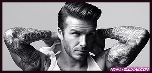 Photo de 15 idées de David Beckham Hairstyles