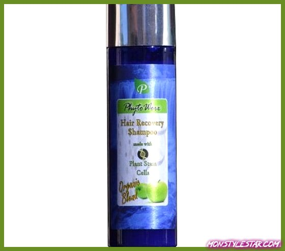 Phytoworx Hair Recovery Shampoo- Shampooings croissance des cheveux