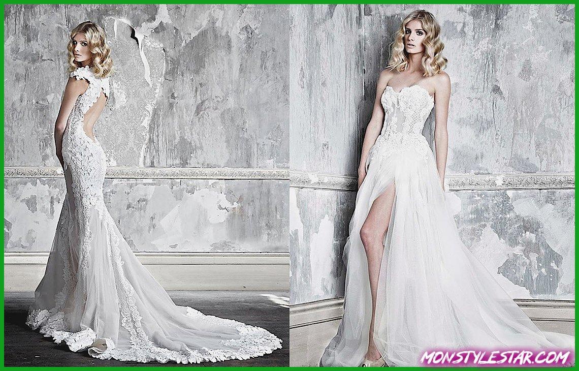 Photo de Choix de l'éditeur: Robes de mariée Pallas Couture avec des détails de conception exceptionnels