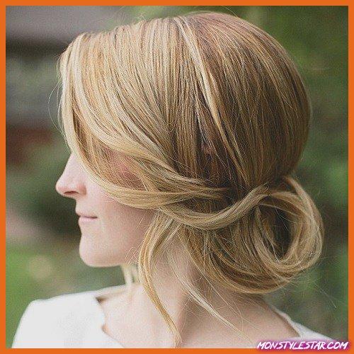 Photo de 15 coiffures uniques de chignon