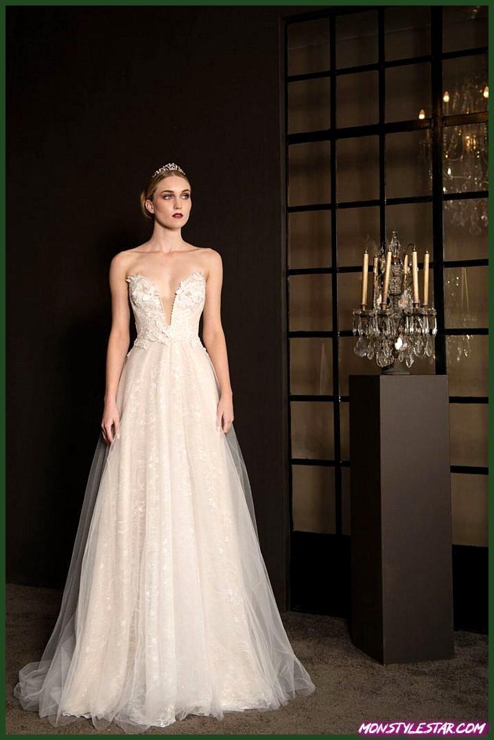 Robes de mariée sophistiquées Anna Georgina de la collection Gold Elegance