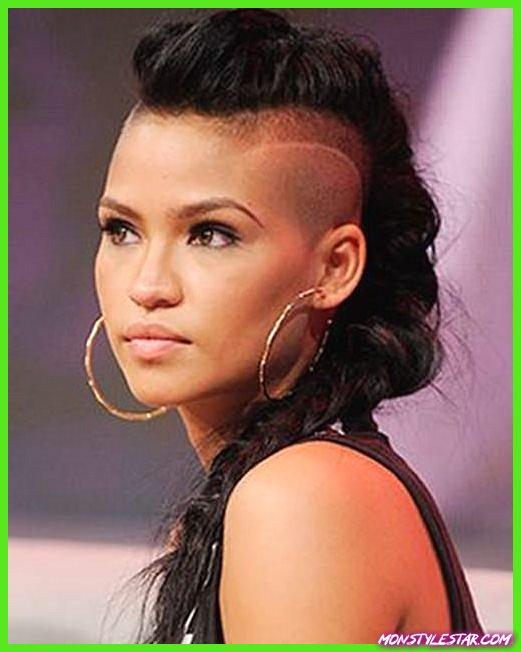 15 parfaits coiffures mohawks