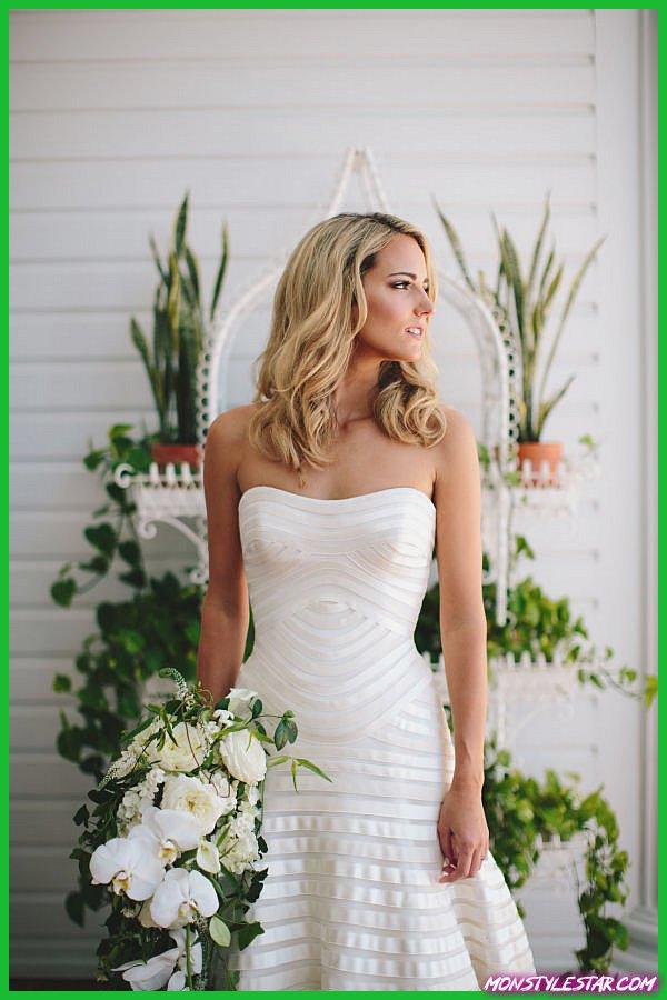 Mariage floral classique en Floride, vert et blanc