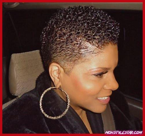 20 superbes coiffures TWA