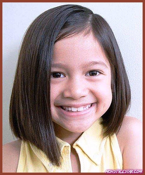 20 coupes de cheveux courts mignons pour les petites filles
