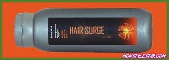Shampooing Ultra-Labs Hair Surge à la caféine pour la croissance des cheveux