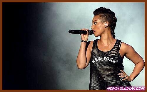 Photo de 20 coiffures de tissage pour les femmes noires