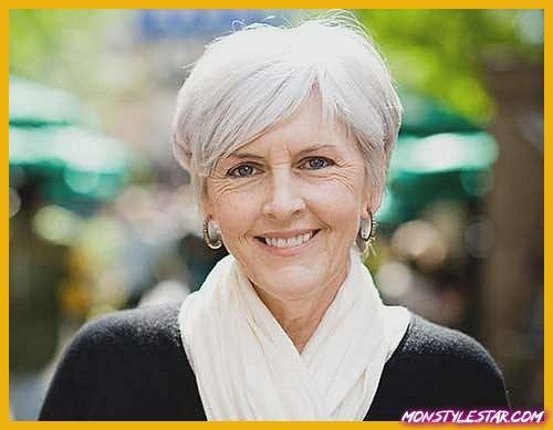 Photo de 15 belles coiffures pour les femmes de plus de 70 ans