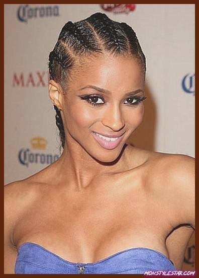 Photo de 15 coiffures naturelles tressées