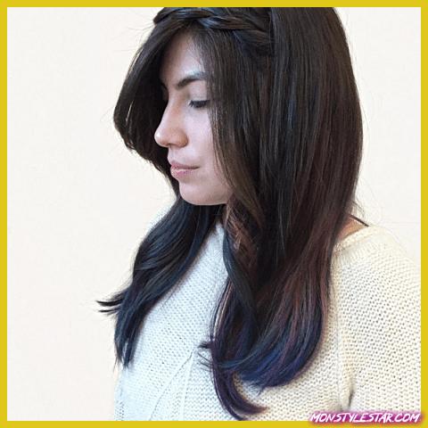 Couleur différente pour teindre les cheveux?
