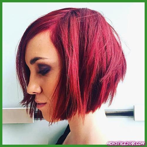 20 coupes de chevelure à la tradition Shaggy Bob
