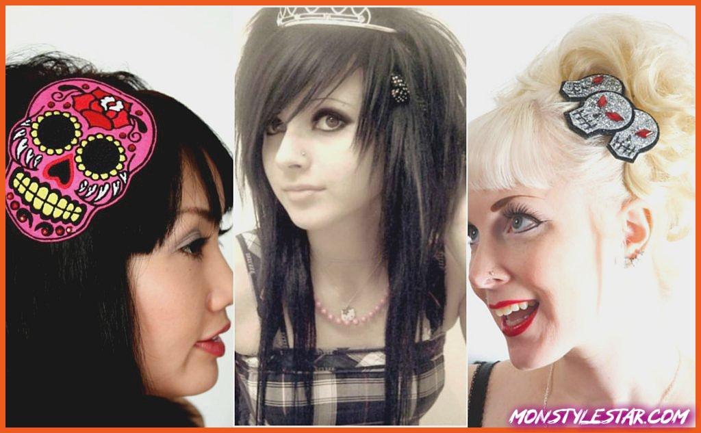 20 coiffures Emo mignonnes pour les filles