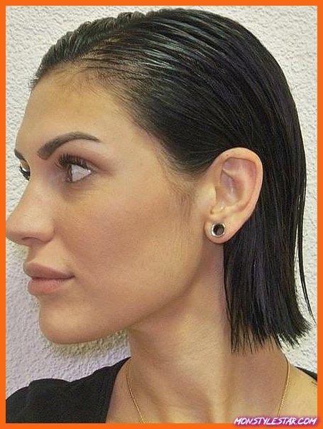 15 coiffures humides élégantes