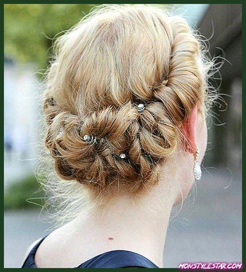 Photo de 15 coiffures de bal magnifique pour les cheveux courts