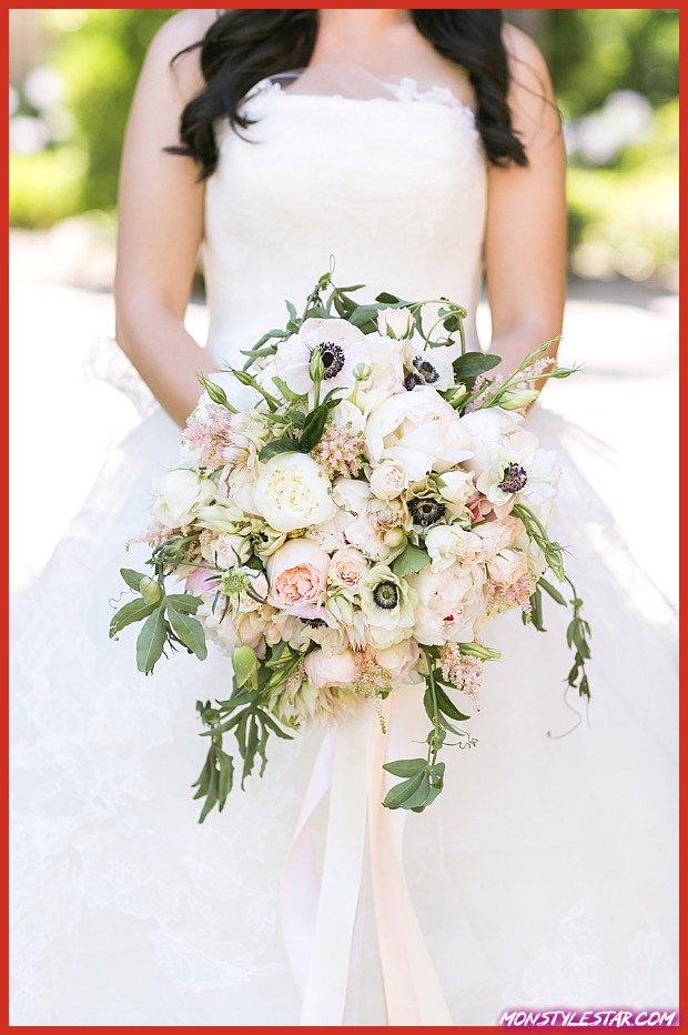 Mariage californien classique raffiné avec des détails de fard à joues de Jasmine Lee Photography