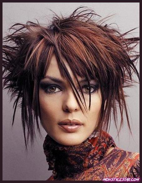 Photo de 20 coiffures géniales moyennant chevelure mi-longs