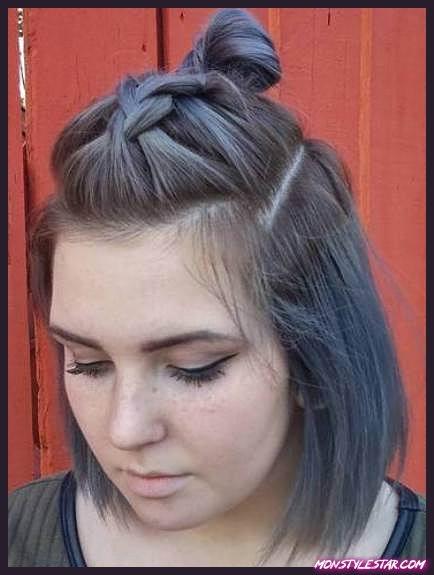 15 tresses cool pour cheveux courts