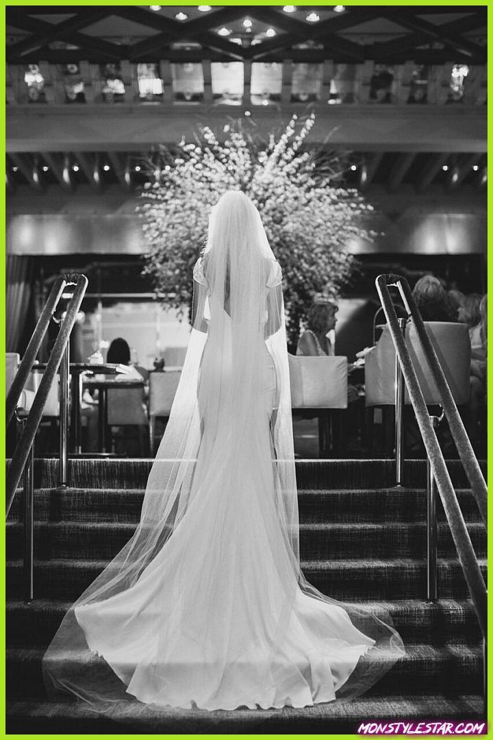 Mariage chic et bleu à Chicago de Kristin La Voie Photography