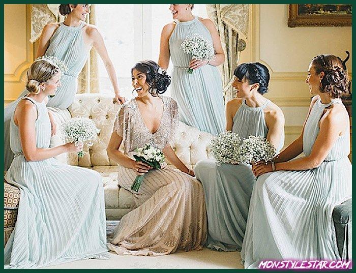Photo de Robes de mariée vintage avec un spin moderne
