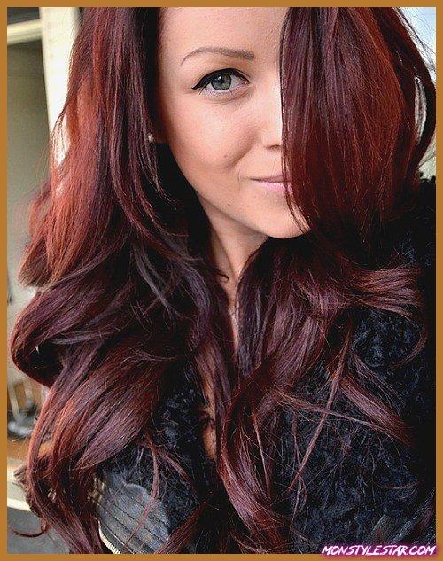 20 idées comme la teinte des chevelure Bourgogne pour les Brunettes Blondes et Red Heads