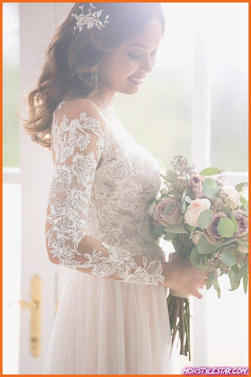 Des robes de épousée Stella York charme et intemporelles Recueil Arrière-saison 2018