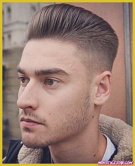 20 somptueux côtés rasés coiffures et coupes de cheveux pour hommes