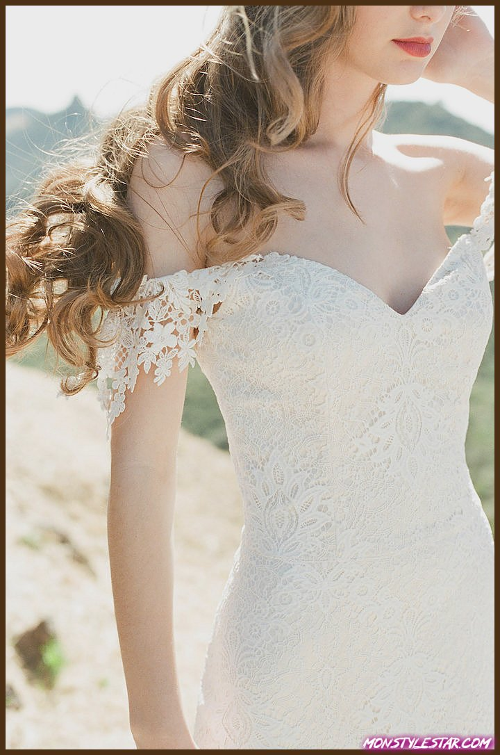 Claire Pettibone Robe de mariée Collection Vignoble Romantique