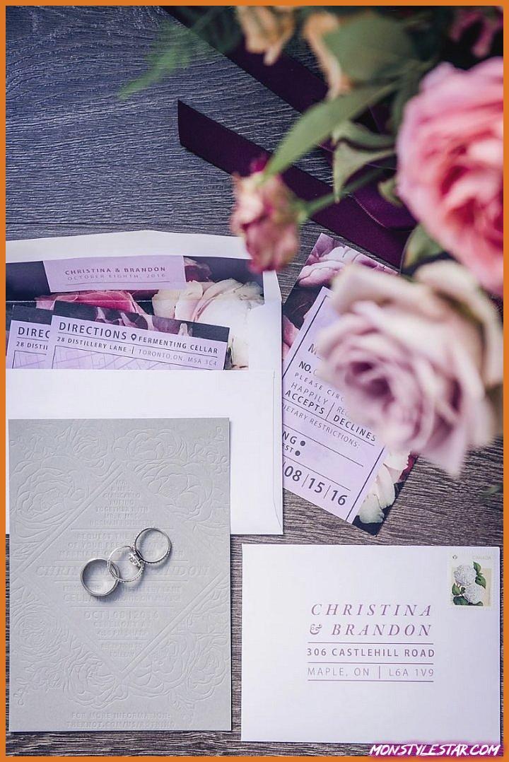 Mariage d'automne moderne avec des vibrations glam rustiques d'AGI Studio