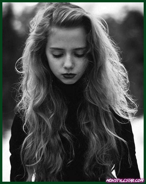 Différentes coupes de cheveux courtes, moyennes et longues pour cheveux bouclés