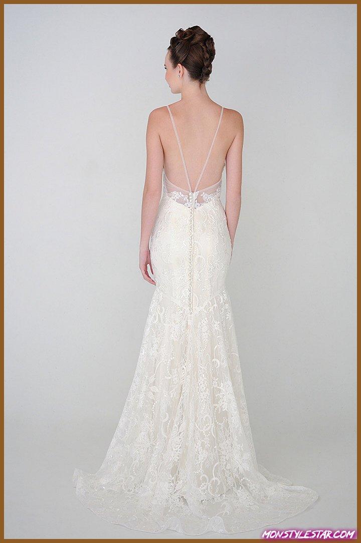Robes de mariée Eugenia Couture 2015 sans effort