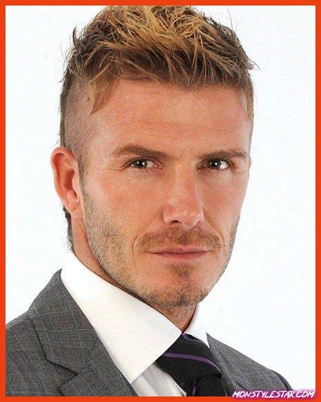 15 meilleures coupes de cheveux de David Beckham