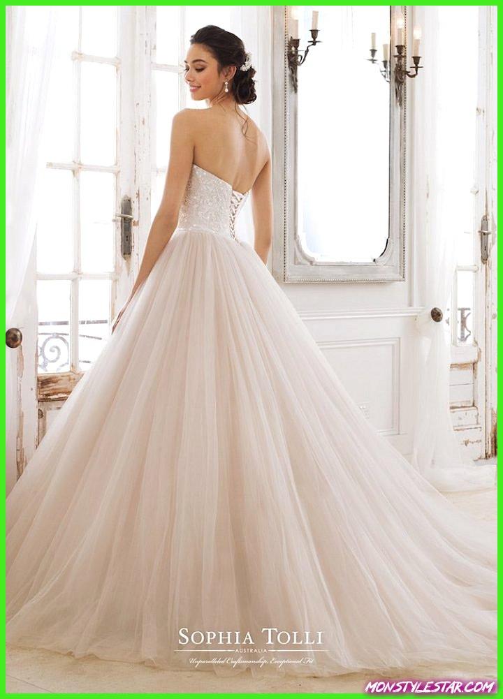 Renouveau habituel 2018 robes de épousée Sophia Tolli