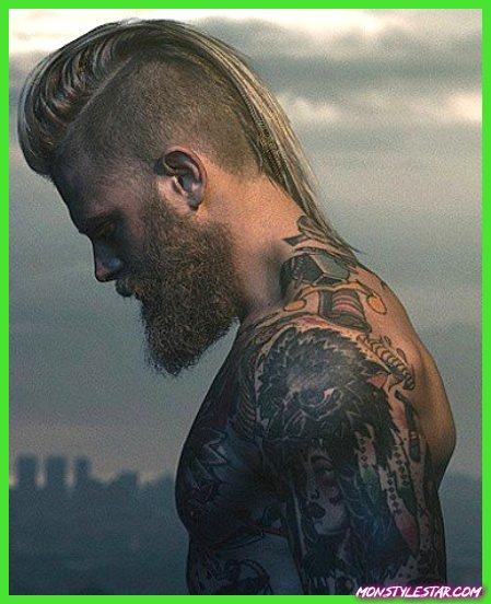 Photo de 15 coiffures Mohawk pour hommes