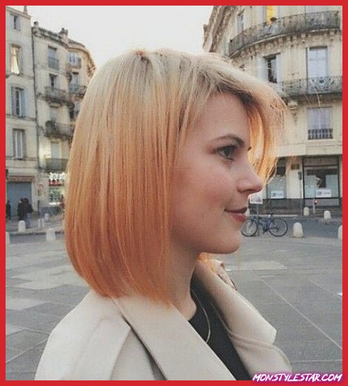 Omber Strawberry Blonde Couleur De Cheveux