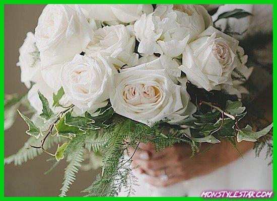 Photo of Mariage New York rose et blanc élégant de Brian Hatton Photography