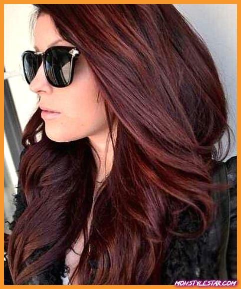 Teintes de couleurs de cheveux pastel brun-pastel