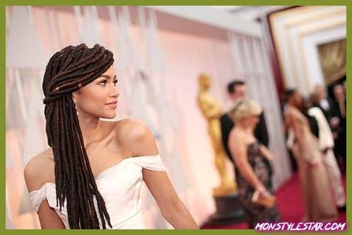 Photo de 20 superbes coiffures pour femmes noires