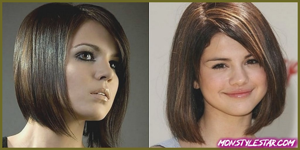 20 coupes de cheveux simples pour les visages ronds