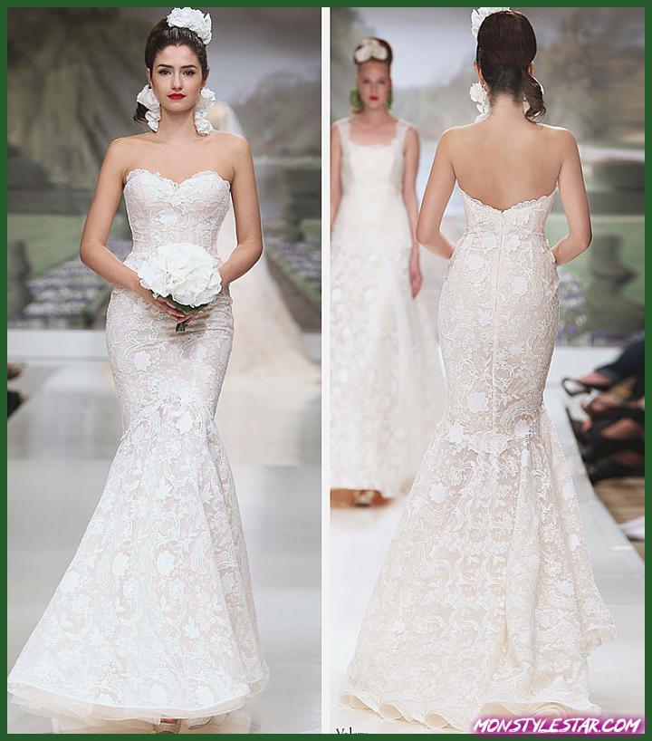 Robes de mariée de l'Atelier Aimee glamour Collection 2015 Partie II