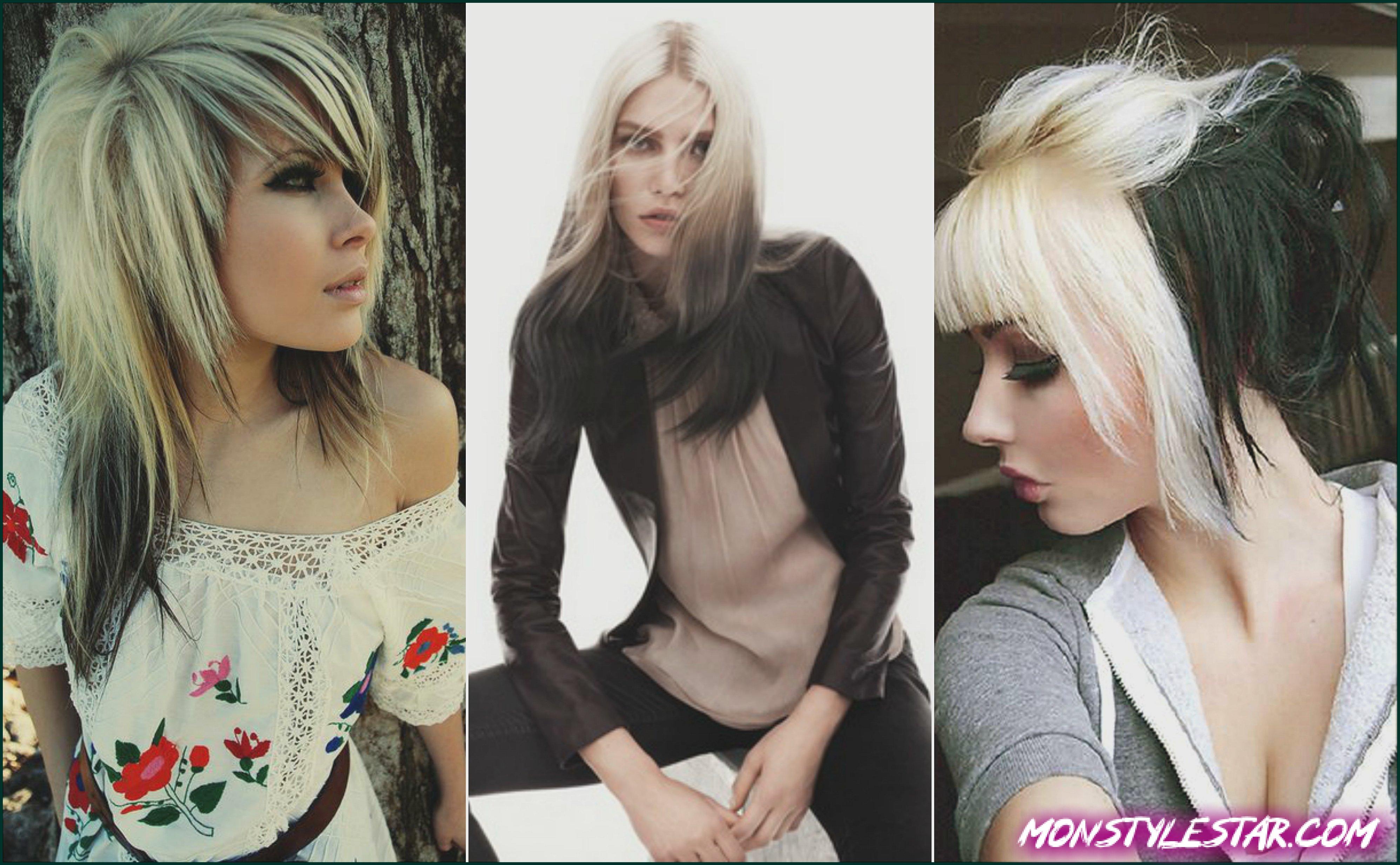 Photo de 20 coiffures Emo mignonnes pour les filles