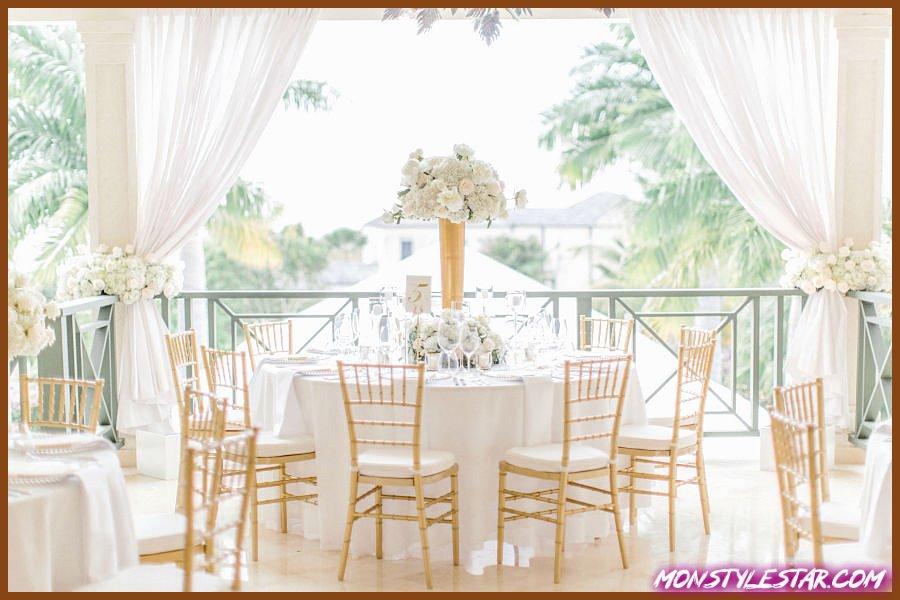 Superbe mariage blanc à la Barbade de Jacob et Pauline Photography