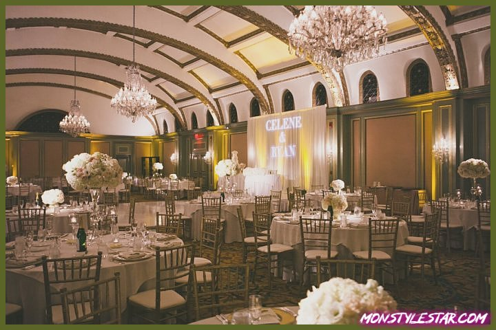 Mariage blanc classique en Californie au Langham Huntington