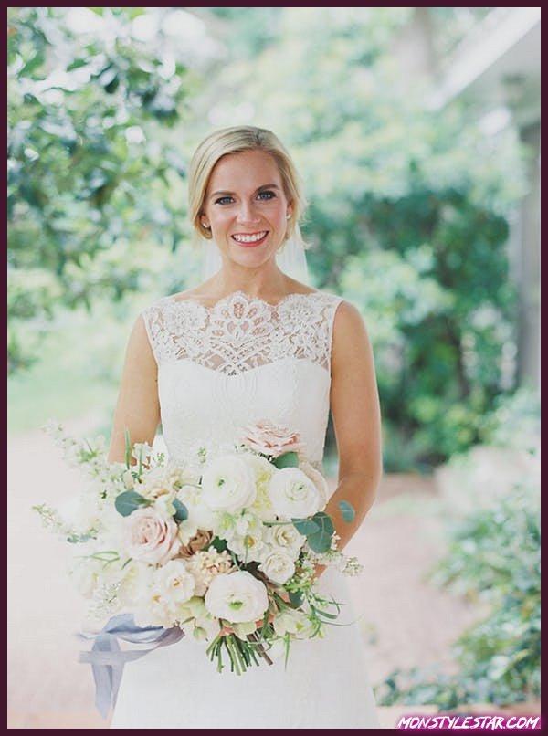 Mariage au jardin romantique au Texas de Michelle Boyd Photography