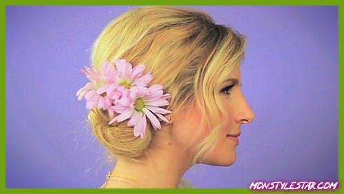 Photo de 20 coiffures ravissantes de la mère de la mariée
