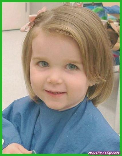 Photo of 20 coupes de cheveux courts mignons pour les petites filles
