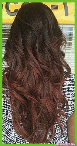 20 superbes teintes vibrantes pour cheveux brun chocolat