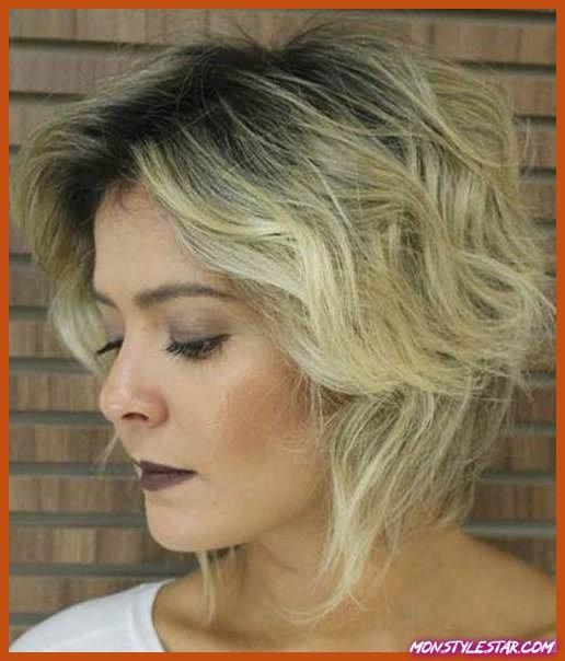 15 meilleures idées de cheveux courts Ombre pour serrures coupées