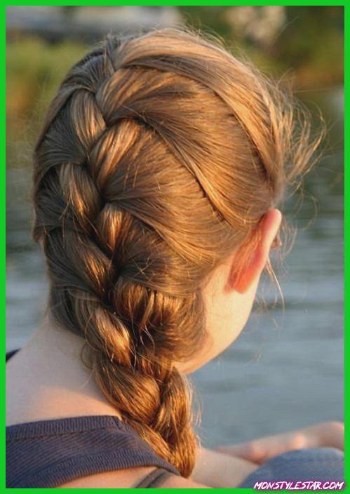 15 coiffures faciles tressées